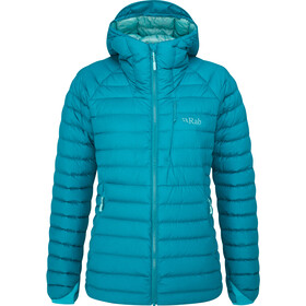 Rab Infinity Microlight Jacket Women, azul
